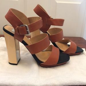 Dolce Vita Heeled Sandals Size 8.5